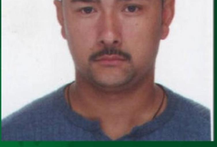 Alias 'Montañero', principal cabecilla de la estructura criminal 'El Mesa' de Bello, Antioquia