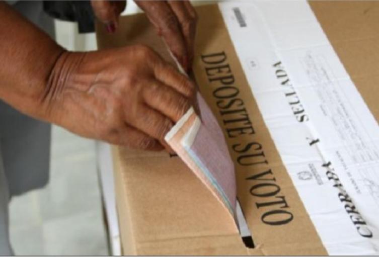 Por condiciones climáticas, papelería electoral no ha llegado a tres corregimientos de Antioquia