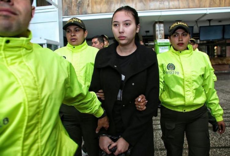 Juez legalizó captura de hija de Merlano y odontólogo