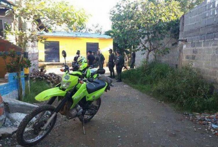 """Los presuntos responsable de este crimen serían estructuras del """"Clan del Golfo"""" que delinquen en el Bajo Cauca."""