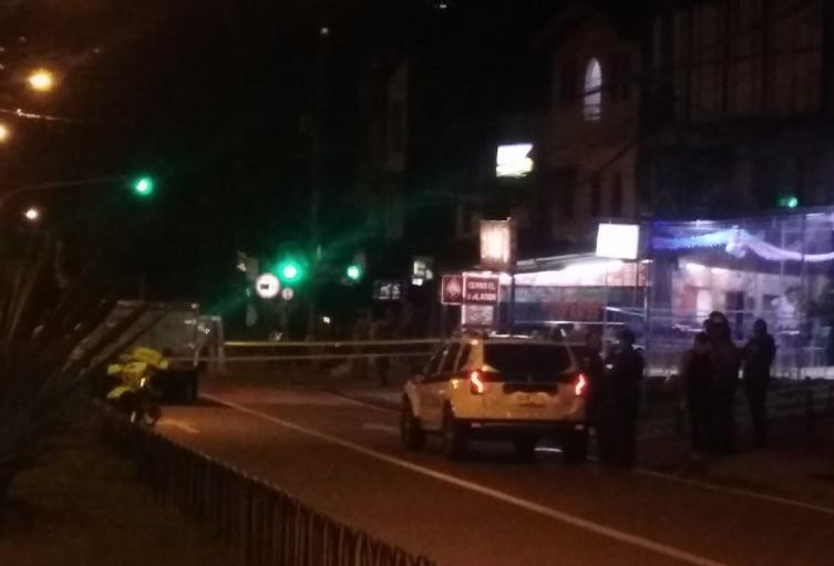 En las últimas horas un hombre fue baleado en esa zona del noroccidente de Medellín.