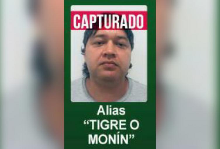 """Fue el reemplazo de alias """"Juancito"""", también capturado."""