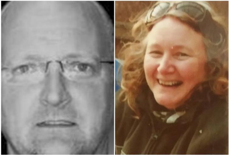 David Pomphret y Ann Marie