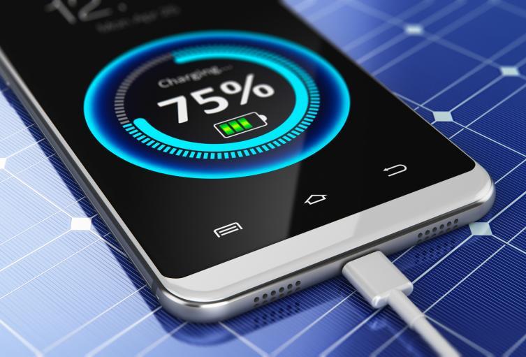 Celular - Smartphone - Teléfono - Cargador de celular - Carga de celular