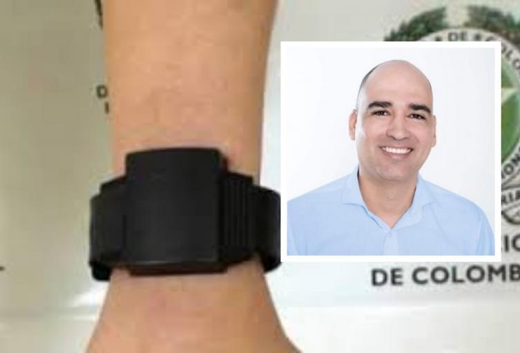 Con brazalete del Inpec, Oscar Andrés Pérez aspirará a la Alcaldía de Bello