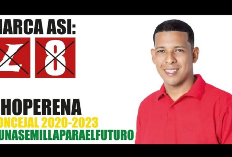 Capturan a candidato al concejo de El Bagre, Antioquia, por corrupción