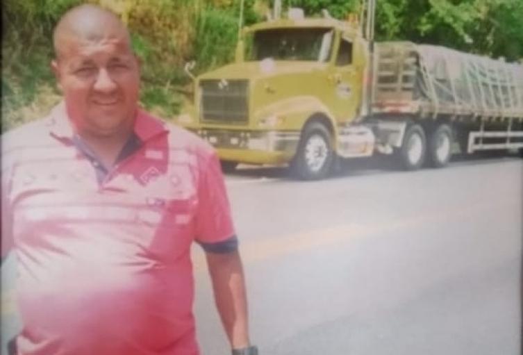 Hallado el cuerpo de conductor en la autopista Medellín - Bogotá