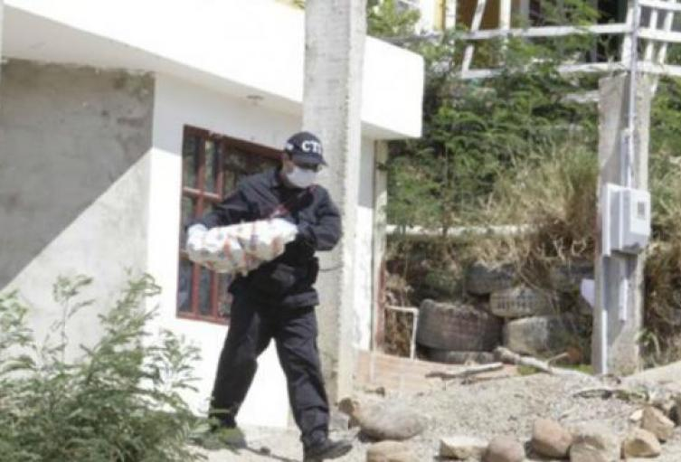 En la cañería de un hotel de Itagüí, Antioquia, encontraron un feto