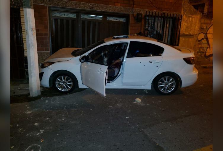 """Una de las víctimas fue identificada con el alias de """"El Burro"""", presunto integrante del combo """"La Milagrosa""""."""