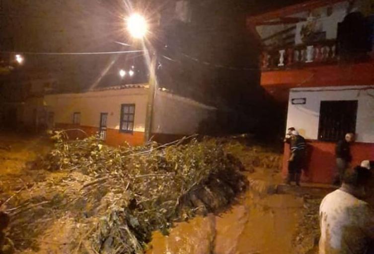 Emergencia en jericó (Antioquia)