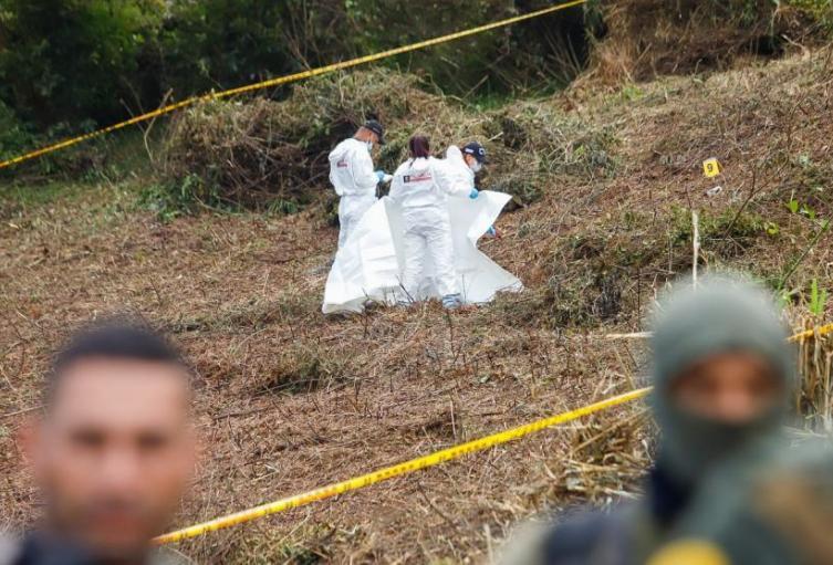 Un joven de 23 años fue asesinado con arma blanca en el corregimiento de Santa Elena