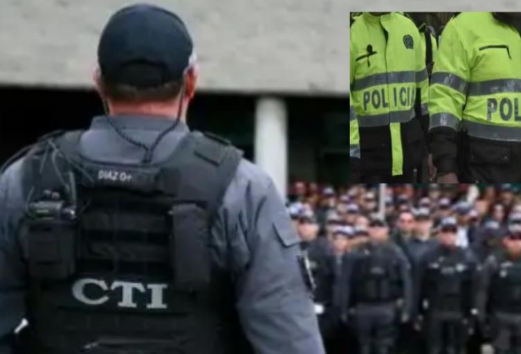 A prisión, investigadores del CTI y policías implicados en cobro de extorsiones