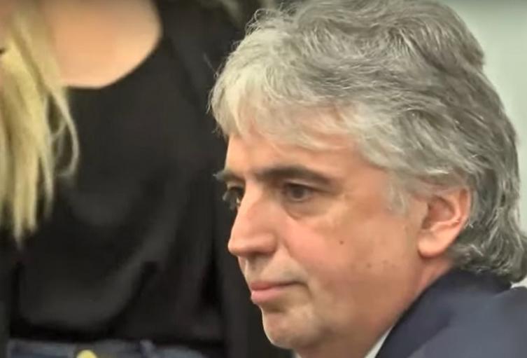 Pediatra argentino Ricardo Russ