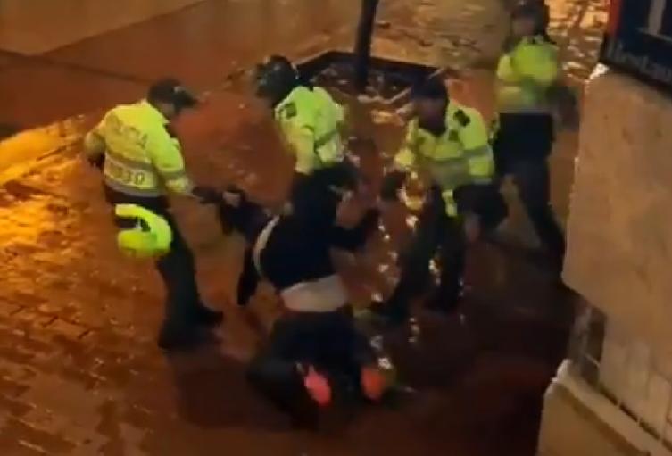 Señalan a la Policía de generar pánico durante las jornadas de protesta