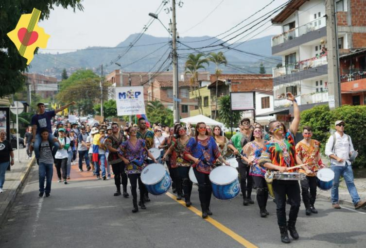 Medellín resiste cantando