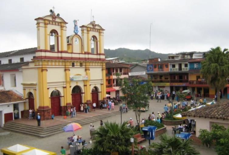 Anorí, Antioquia