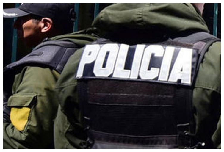 Policía de Bolivia