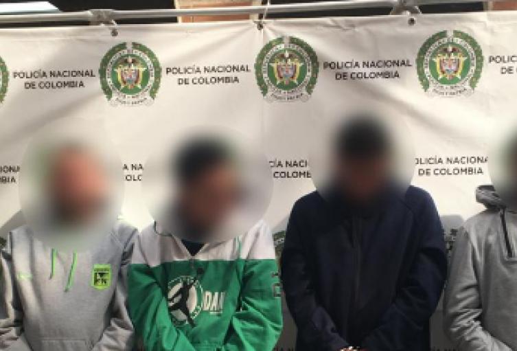 Policía de Medellín capturó  a uno de los hombres  de la comuna 13