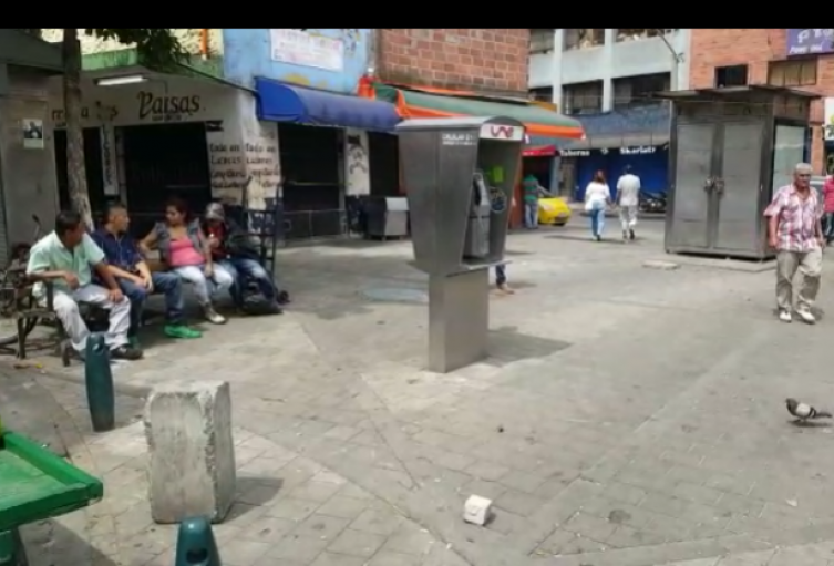Homicidio de habitante de calle