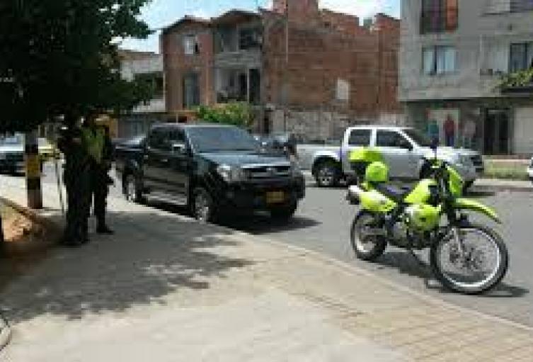 Mataron a un joven cuando salía de la casa de su novia en el barrio Belén de Medellín