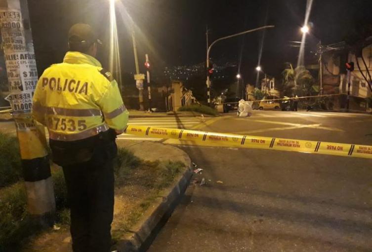 Esta es el homicidio número 33 que se registra este año en esta zona del centro oriente de Medellín
