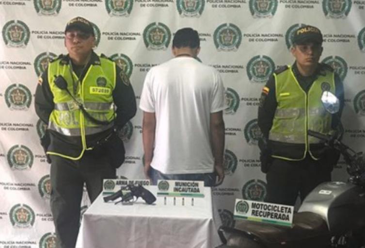Este es el segundo menor conducido en menos de una semana en Medellín, por el delito de hurto.
