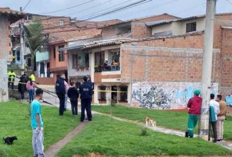 Lugar de los hechos. Santa Rosa de Osos, Antioquia