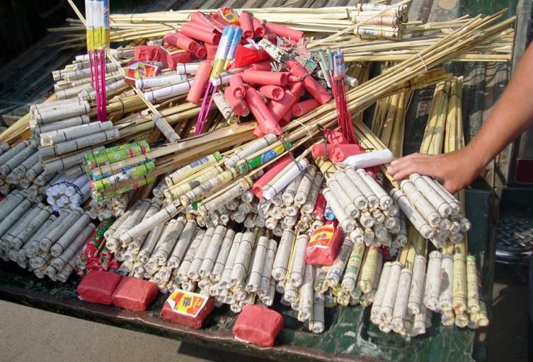 El material detonante estaba avaluado en más de 11 millones de pesos.