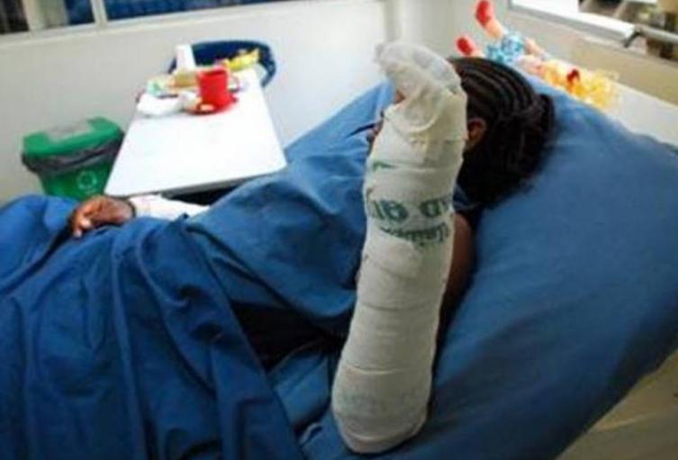 Hay un incremento del 71 por ciento en el número de lesionados en Antioquia.