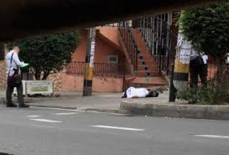 Racha criminal sacudió a Medellín