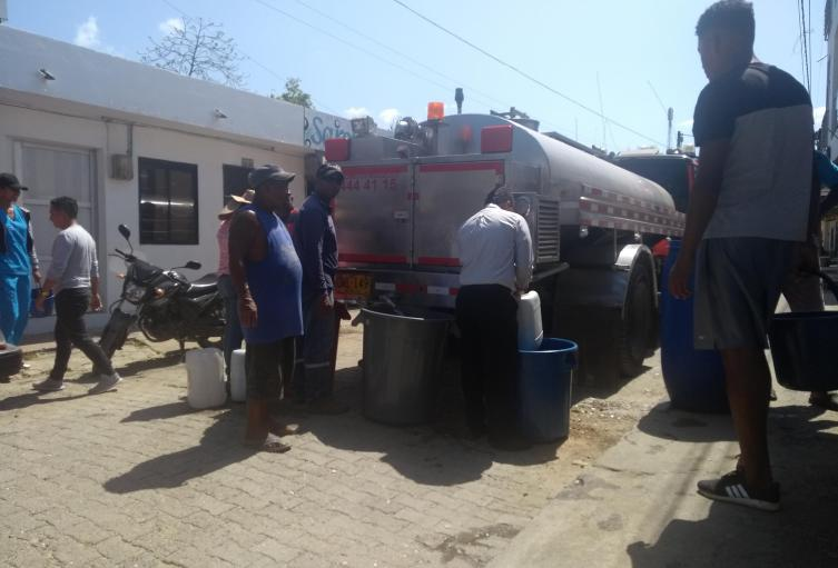 Más de 10 días sin agua en Arboletes