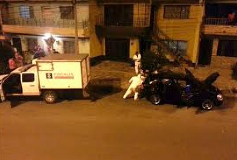 Balacera dejó un muerto y un herido en el barrio Castilla de Medellín