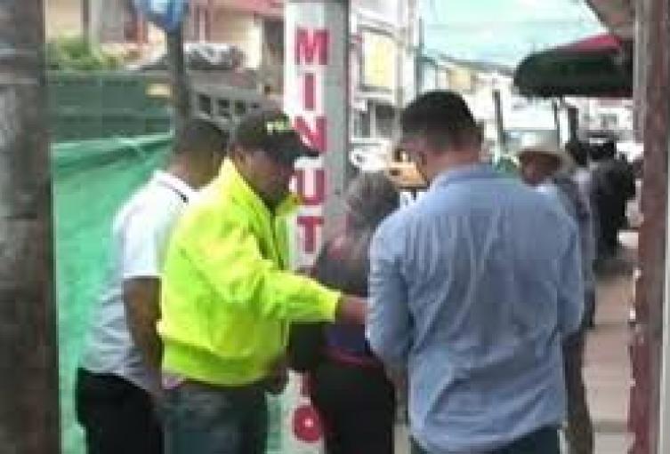 18 presuntos extorsionistas han sido capturados este año en Medellín