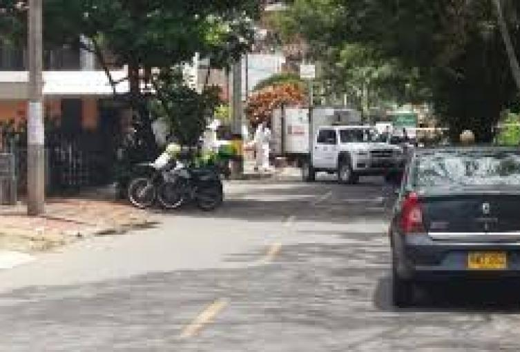 Homicidio en Medellín