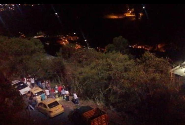 Una persona muerta y cinco más heridas, dejó accidente de tránsito en Bello