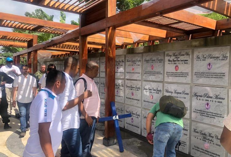 Recorrido por Bojayá, Chocó.