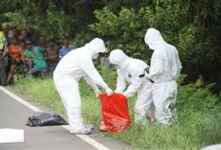 A balazos asesinaron  a un joven e 25 años en el corregimiento de Altavista