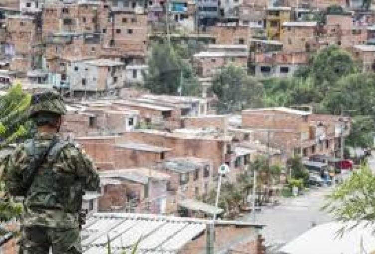 Un joven  de 22 fue asesinado con arma de fuego en  el corregimiento Altavista de Medellín