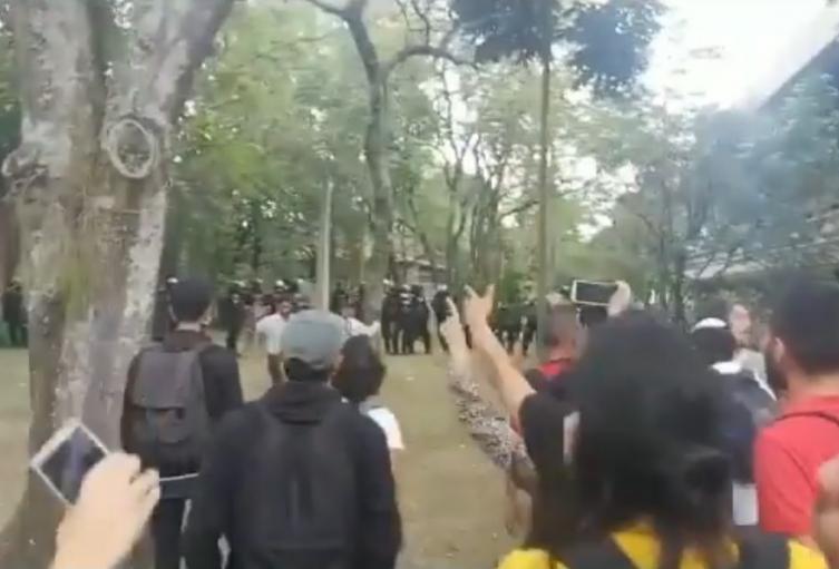 El ingreso del ESMAD a la U de A no atentó contra la autonomía universitaria, aseguró la policía