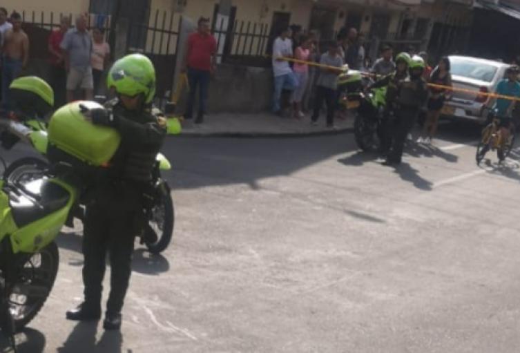 Con 50 uniformados más, policía pretende parar brote de violencia en Bello