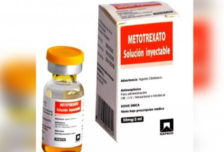 Medicamento Metotrexato