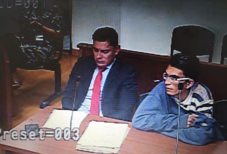 Oscar Eduardo Orjuela Pinzón es el presunto autor de la muerte de un menor de 22 meses en Bogotá.