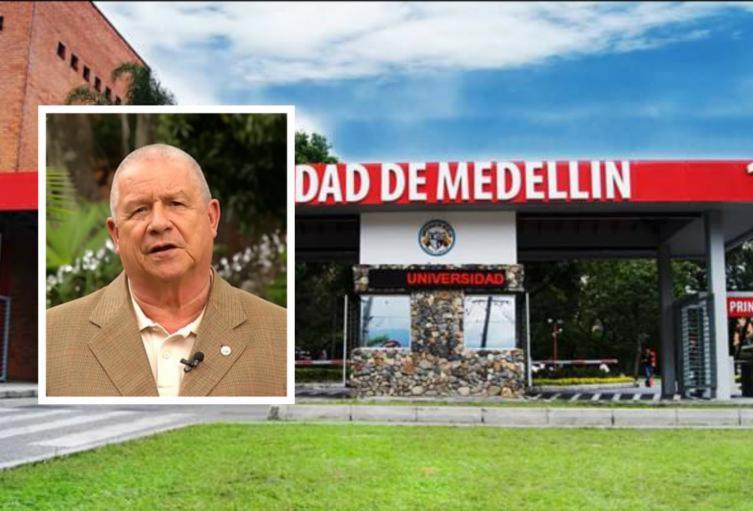 """A juicio exrector de la U. de Medellín por """"título exprés"""" del senador Julián Bedoya"""