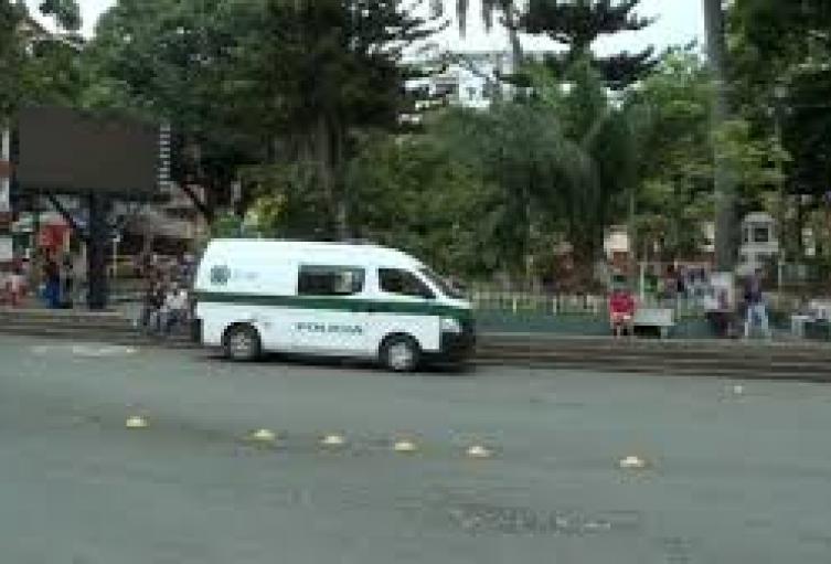 Un joven de 25 años fue asesinado de varios disparos en el municipio de Copacabana