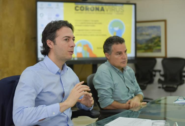 Alcalde de Medellín envió un mensaje de solidaridad al gobernador | Alerta  Paisa