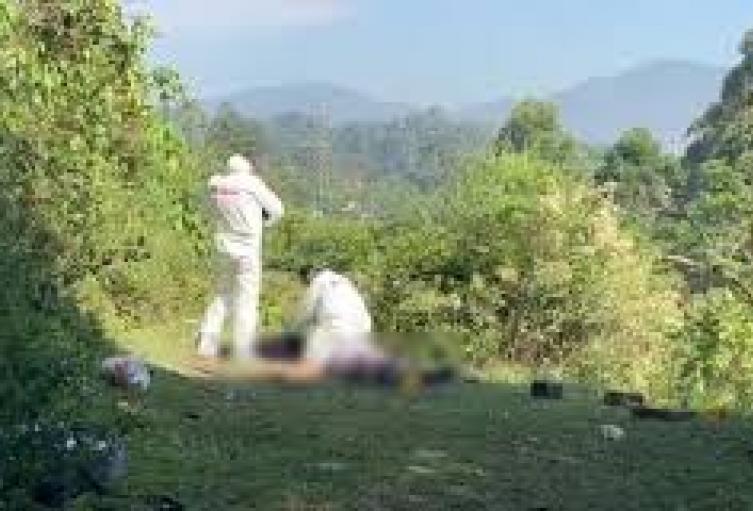 Ya son tres los cuerpos sin vida encontrados en menos de 24 horas en similares condiciones.
