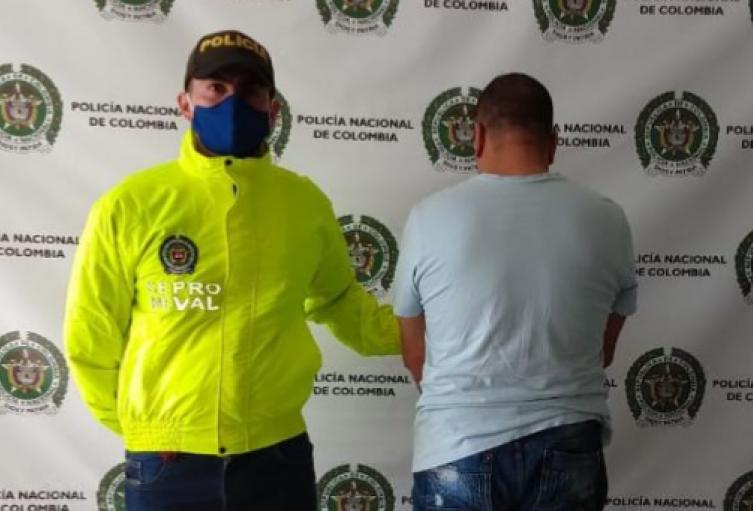 Habría abusado de una niña de 9 años durante la cuarentena en Itagüí