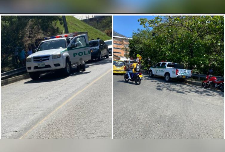 En menos de 48 horas ya son tres las pèrsonas asesinadas de esta manera en ese municipio del Norte del Valle de Aburrá.