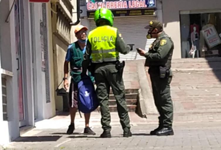 La cuarentena redujo en un 70% los homicidios en abril en Medellín