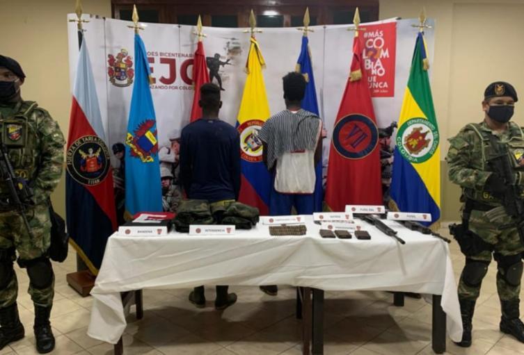 Este año en Antioquia y en ese departamento, 13 guerrilleros han abandonado las filas de estos grupo criminales, precisó el Ejército.